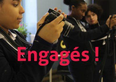 Engagé – Réalisation documentaire